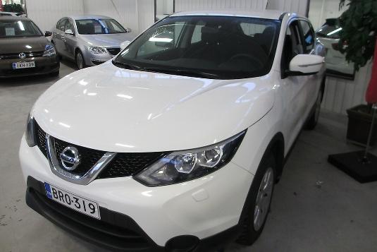 Nissan Qashqai, Vaihtoauto