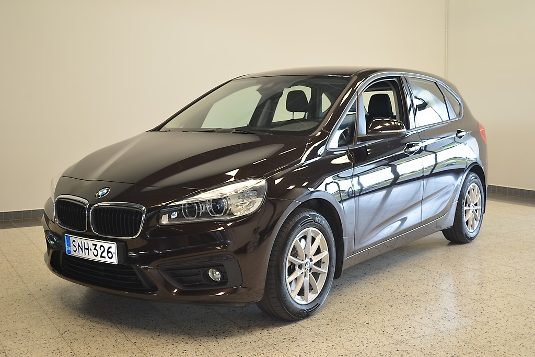 BMW 218, Vaihtoauto