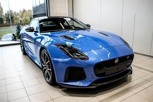 Jaguar F-Type, Vaihtoauto