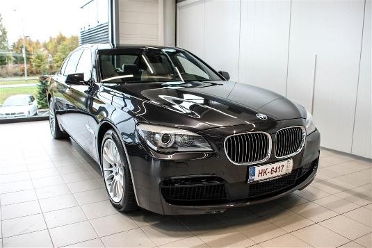 BMW 740, Vaihtoauto