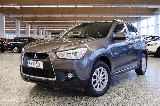 Mitsubishi ASX, Vaihtoauto