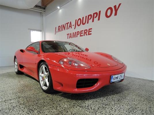 Ferrari 360, Vaihtoauto