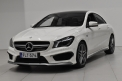 Mercedes-Benz CLA-sarja, Vaihtoauto