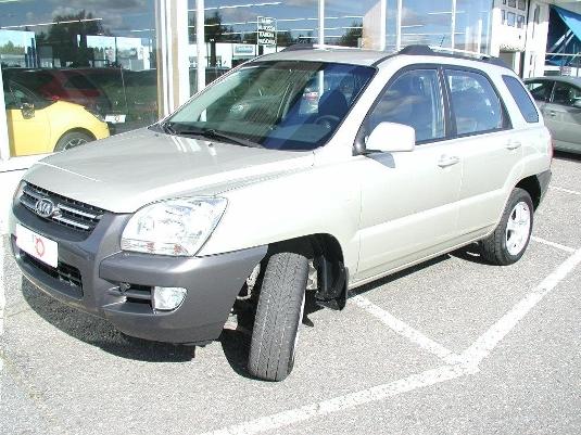 Kia Sportage, Vaihtoauto