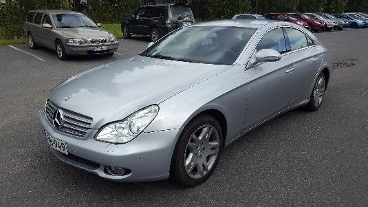 Mercedes-Benz CLS, Vaihtoauto
