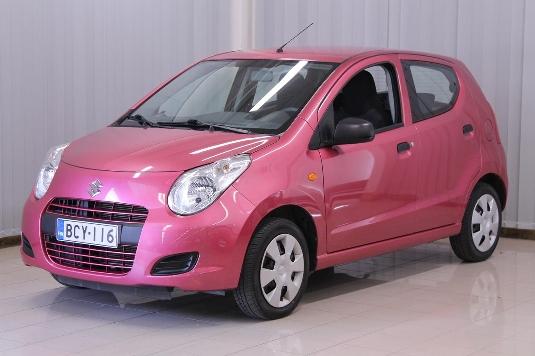 Suzuki Alto, Vaihtoauto