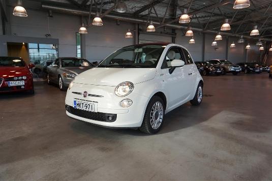 Fiat 500C, Vaihtoauto