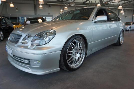 Lexus GS, Vaihtoauto