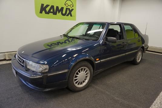 Saab 9000, Vaihtoauto