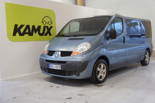 Renault Trafic, Vaihtoauto