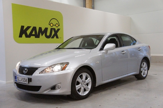 Lexus IS, Vaihtoauto
