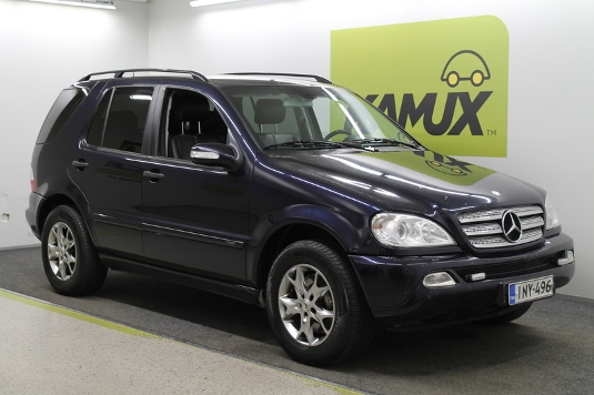 Mercedes-Benz ML, Vaihtoauto