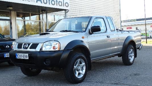 Nissan Pick-up, Vaihtoauto