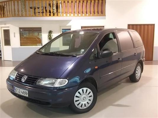Volkswagen Sharan, Vaihtoauto