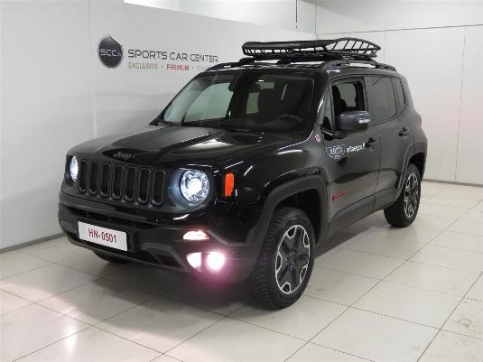 Jeep Renegade, Vaihtoauto