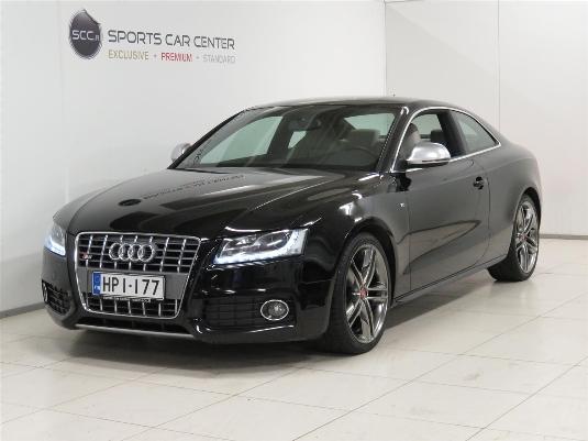 Audi S5, Vaihtoauto