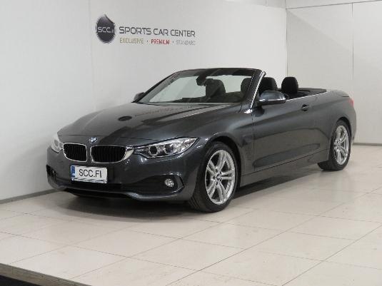BMW 420, Vaihtoauto