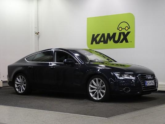 Audi A7, Vaihtoauto