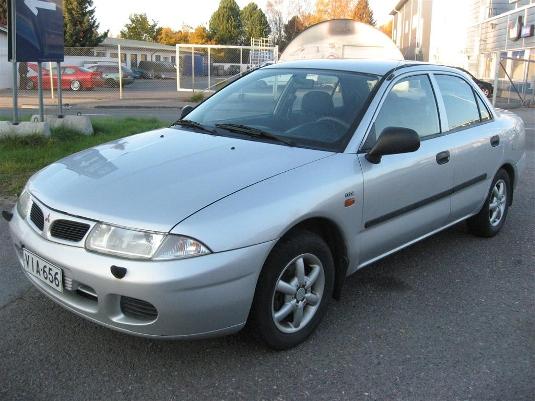Mitsubishi Carisma, Vaihtoauto