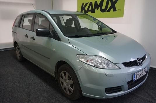 Mazda 5, Vaihtoauto