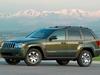 Autoesittely Jeep Grand Cherokee (2008)