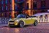 Autoesittely Mini Cooper S Cabrio 2012