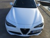 Koeajossa uusi Alfa Romeo Giulia