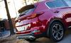 Koeajossa Kia Sportage kevythybridinä – etuna parempi ajomukavuus
