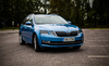 Koeajossa Skoda Octavia G-TEC: kaasuautolla edullisia kilometrejä