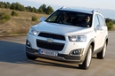 Autoesittely Chevrolet Captiva 2013