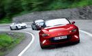 Mazda yllättää Auto 2018 -tapahtumassa – MX-5 -roadsterista edullinen 30000 euron juhlamalli