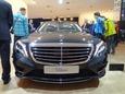 Frankfurtin autonäyttely 2013: Mercedes-Benz