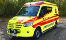 Suomen tyylikkäin ambulanssi? Tältä uusi Mercedes-Benz Sprinter näyttää pelastuskäytössä