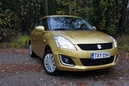 Autoesittely Suzuki Swift 4x4 2013