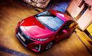 Koeajossa Toyota Prius Plug-in