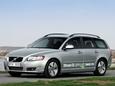 Autoesittely Volvo V50 2009