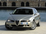 Autoesittely Alfa Romeo 156 GTA (2003)