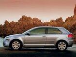 Autoesittely Audi A3 2005