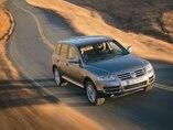Autoesittely Volkswagen Touareg 2005