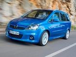 Autoesittely Opel Zafira 2010