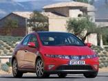 Autoesittely Honda Civic 2007