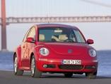 Autoesittely Volkswagen New Beetle (2008)