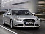 Autoesittely Audi A8