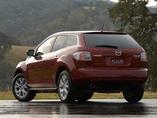 Autoesittely Mazda CX-7 2009
