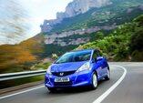 Autoesittely Honda Jazz 2012