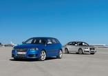 Autoesittely Audi A3 2009