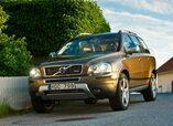 Autoesittely Volvo XC90 2012
