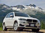 Autoesittely BMW X5 2014