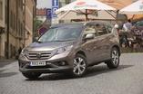 Autoesittely Honda CR-V 1.6 i-DTEC 2013