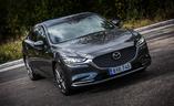 Uudelle tasolle: koeajossa uusi Mazda6 Signature 2.5 Skyactiv-G